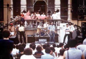 A1303001F01 1982 Concerto per i compagni arrestati - Luna Nera